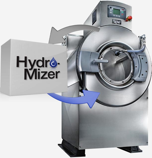 HydroMizer Water Saving System